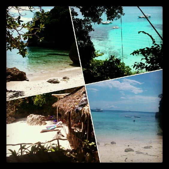 this IS Heaven! #Boracaytimes