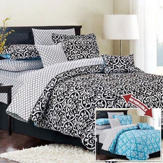 Westport 10 Pieces Reversible Comforter Sets $100.00