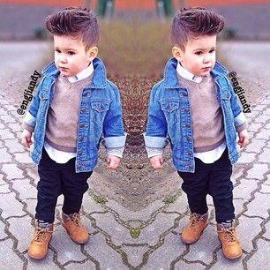 kids fashion boy