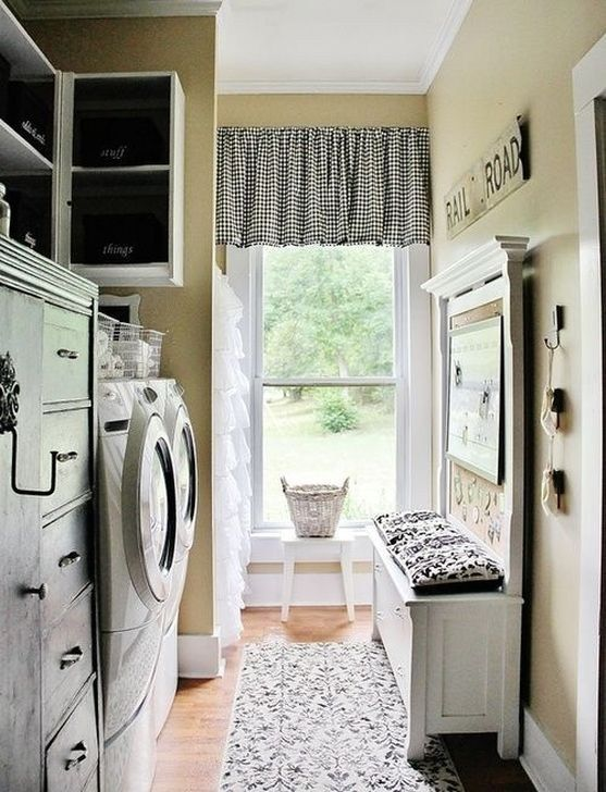 Innovative Laundry Room Design With French Country Style 11 Laundry Room Design Farmhouse Laundry Room Laundry Room Decor