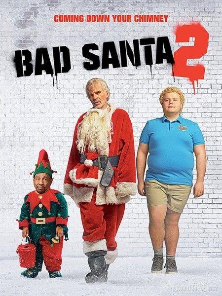 Phim Ông Già Noel Xấu Tính 2