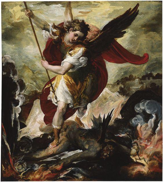 Francesco Maffei, The Archangel