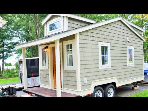 20 Ft Tiny House For Sale Seacoast Of Nh Lovely Tiny House Youtube Tiny Houses For Sale Tiny House Listings Tiny House