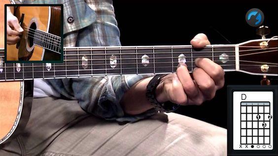 David Quinlan - Abraça-me (como tocar - aula de violão)
