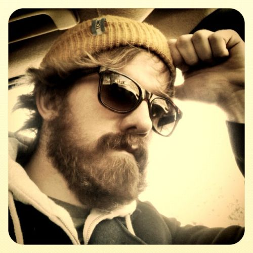 "Urban Beardsman | bradkingett: ""I hate this town…it's so washed..."
