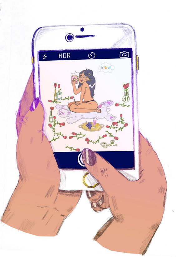 graça miceli está trazendo o futuro-rebentando patriarcado da arte internet para bushwick | olhar | identidade
