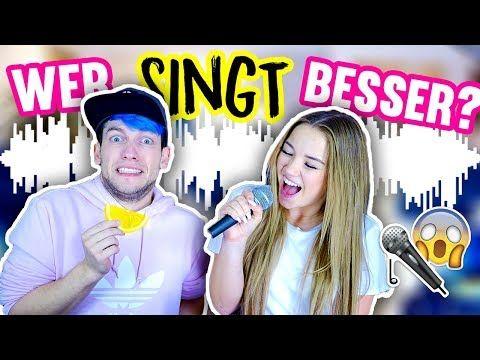 Wer Singt Besser 2 0 Mit Rezo Youtube Youtube Barbie Abc