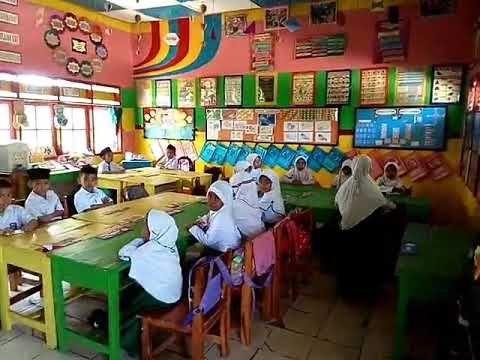 dekorasi ruang kelas sd yang menarik - berbagai ruang