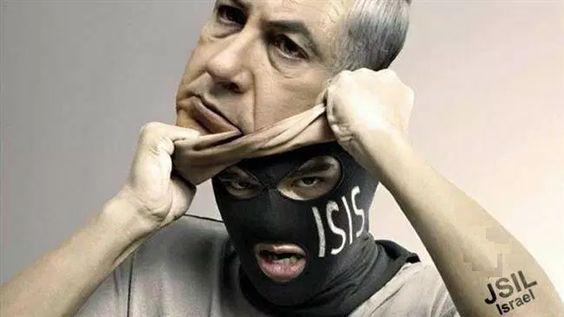 """Netanjahu gesteht: """"Ja, Israel operiert auch in Syrien gegen das Völkerrecht"""" -- Puppenspieler -- Sott.net"""