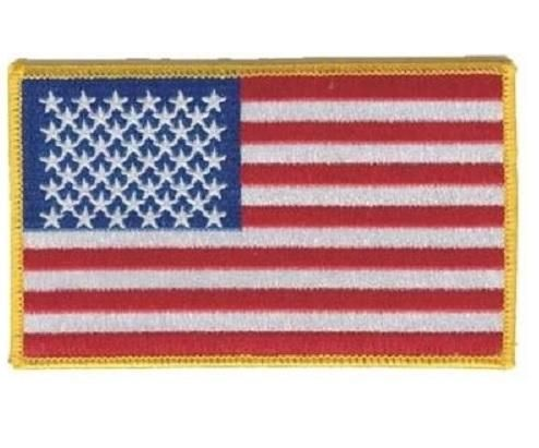 Usa Flag Embroidered Patch Embroidered Patches Flag Accessories Usa Flag