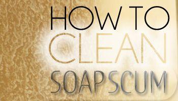 How To Clean Soap Scum Off A Glass Shower Door Lemon Juice