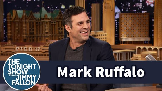 Jimmy talks to Mark Ruffalo about his wrestling film, Foxcatcher, and Mark scaring his daughter's classmates with his blockbuster alter ego. Subscribe NOW to...