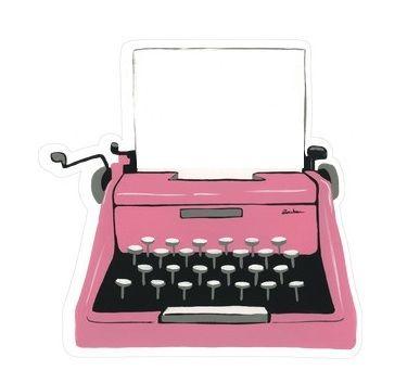 Maquina Escribir Maquina De Escribir Dibujo Maquina De Escribir Como Decorar Cuadernos