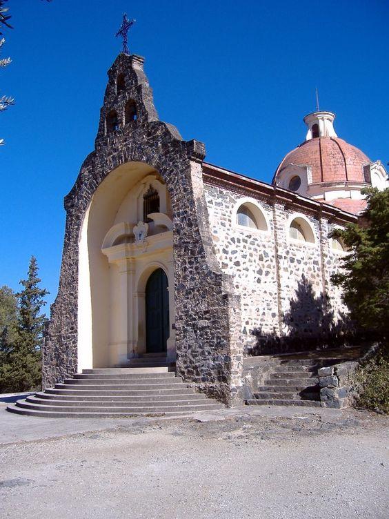 Capilla en Santa María, Córdoba. By Alberto Williams