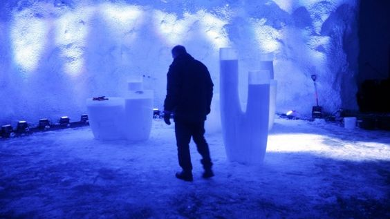The seed vault has more than 860,000 samples, from almost all nations.