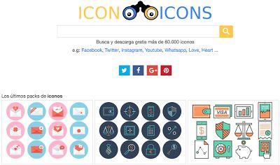 AYUDA PARA MAESTROS: Icon Icons - Miles de iconos gratuitos