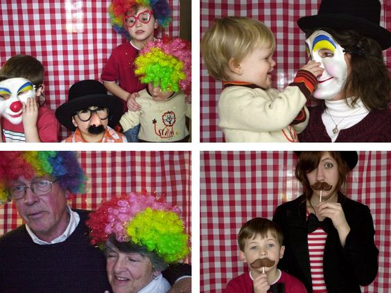 Once Upon My Life: Circus Birthday Party