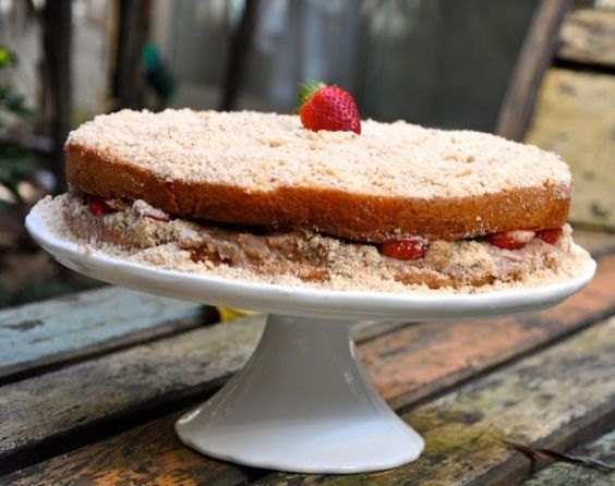 Naked cake de Passatempo
