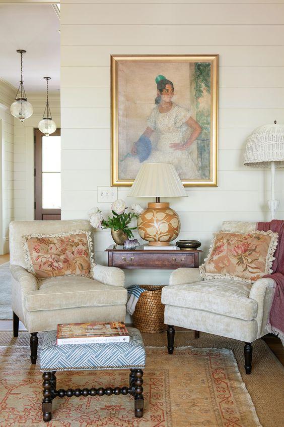 Is Grandmillennial Style the NEW Modern Farmhouse Decor Trend?