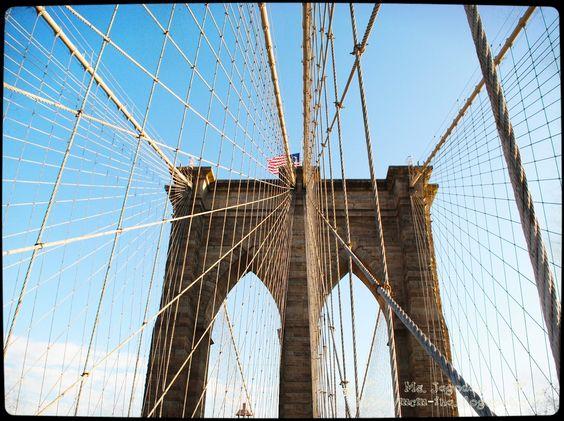 Brooklyn Bridge, Dec. 2o12 <3