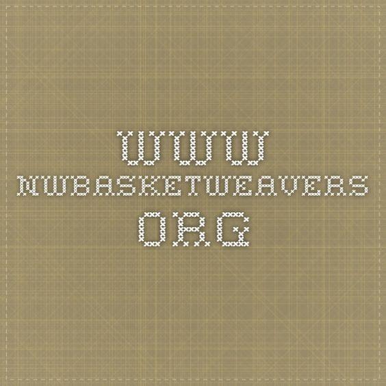 www.nwbasketweavers.org