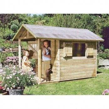 cabane enfant ch teau et bateau pirates dans le jardin pinterest. Black Bedroom Furniture Sets. Home Design Ideas