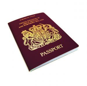 How to Make a Passport as a Children's Craft Project