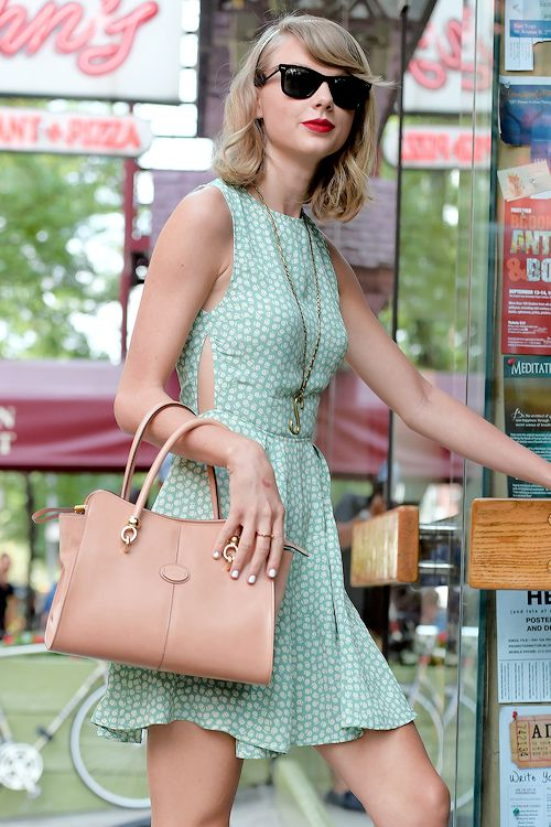 Arriving at Angelica Kitchen in New York City (July 22, 2014)