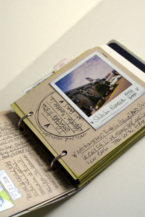 Road Trip Journal ...