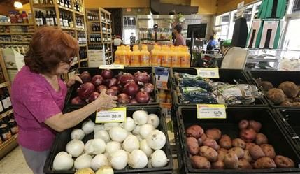 US consumer prices rise 0.3 pct. in June on rising gasoline prices - http://bit.ly/1Kcn9si