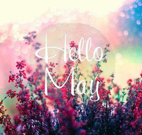 HAPPY MAY, EVERYONE !! 988ba35d33e3584676eec4071b9834c9