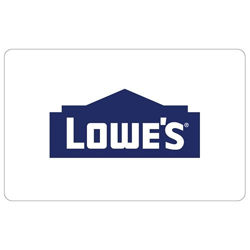 Classic Gift Card At Lowes Com Gift Card Digital Gift Card Discount Gift Cards