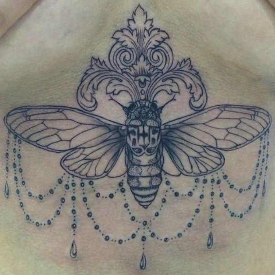 instagram media by charrrrlannnne cicada tattoo cicada tattoo pinterest photos cicada. Black Bedroom Furniture Sets. Home Design Ideas