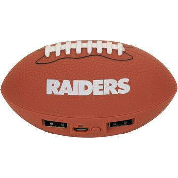 Oakland Raiders Football Cell Phone Charger
