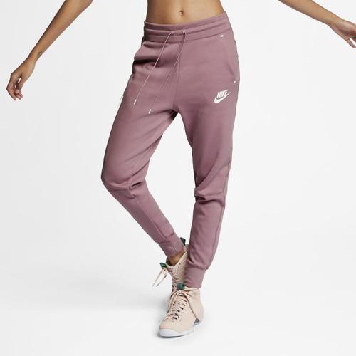 Sportswear Tech Fleece Damesbroek - Paars | Nike kleding ...