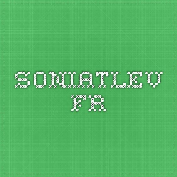 soniatlev.fr