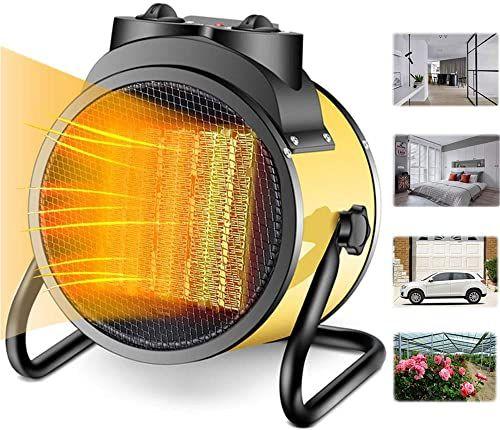 New Buyplus Electric Garage Heater Greenhouse Fan Heater