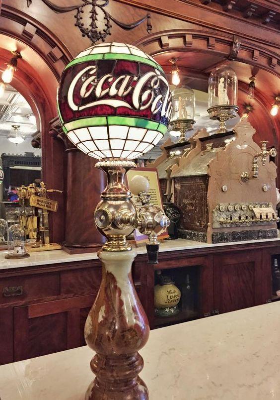 Zaharakos-ice Cream Parlor, Indiana