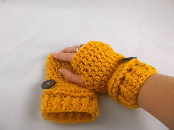 These gloves are the cutest!