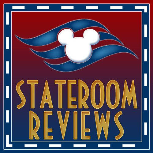 Explore the many staterooms with reader submitted stateroom reviews. Submit your own stateroom review to help others select the ideal stateroom for their next cruise vacation.