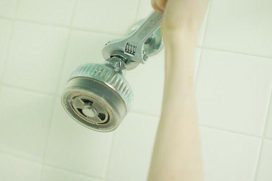DIY Basics: Replacing a Shower Head