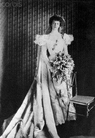 Eleanor Roosevelt, 1905