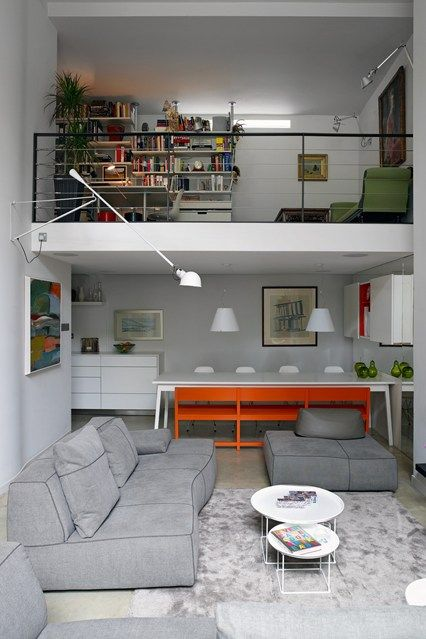 Pinterest the world s catalog of ideas - Small living space solutions property ...