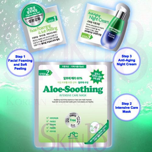 SOC Aloe-Soothing Intensive Care Mask