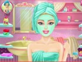 Jeux De Barbie Habillage Maquillage Et Coiffure Gratuit