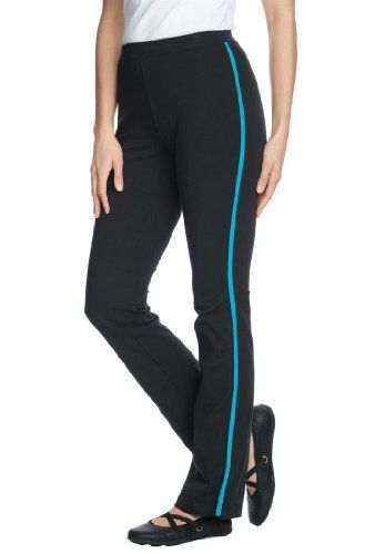 Plus Size Petite Stretch Yoga Pants With Side Stripes (Black Ocean,4X) Woman Within,http://www.amazon.com/dp/B009MOQ89M/ref=cm_sw_r_pi_dp_bfG1sb0BH9QPEW21