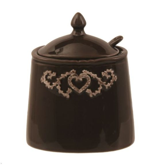Sugar bowl, Caroline Collection