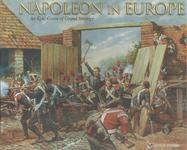 Napoleon in Europe   Board Game   BoardGameGeek
