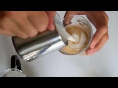 طريقة ايمال كفيات لاتينية بدون ادوات الكفيحات طريقة عمل كافية لاتيه بدون أدوات الكافيهات Desserts Icing Food