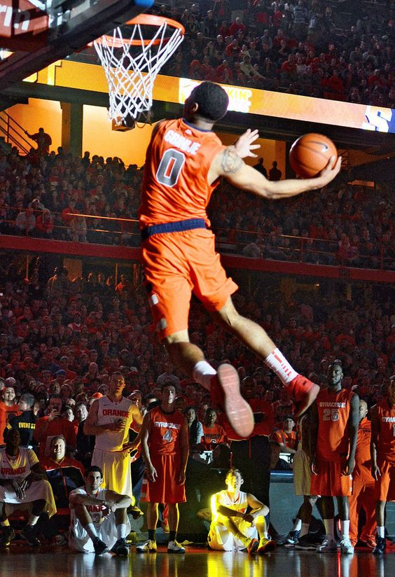Gbinije Basketball | ... gbinije will be key player for syracuse next year syracuse basketball